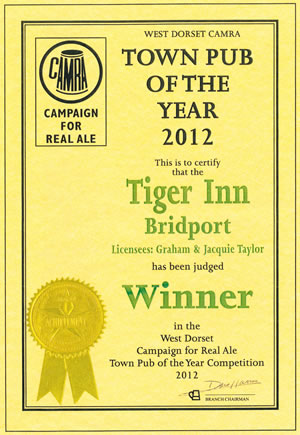Town Pub of the Year